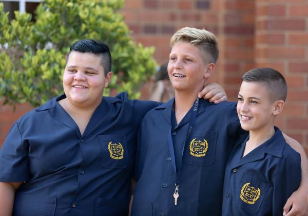 Boarding School for Boys