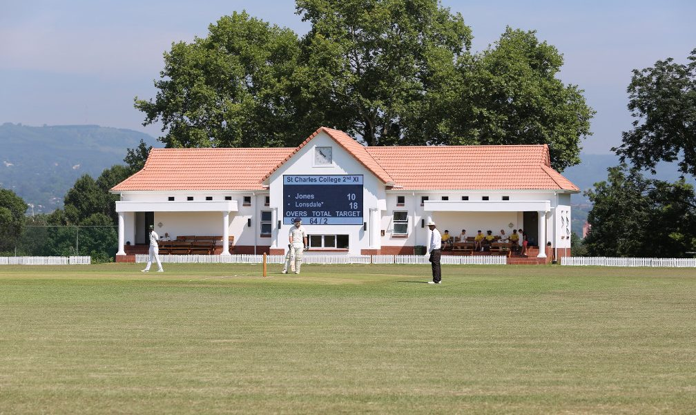 St Charles cricket club house