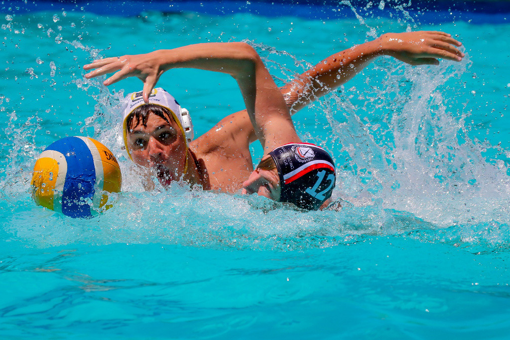 sport school - waterpolo
