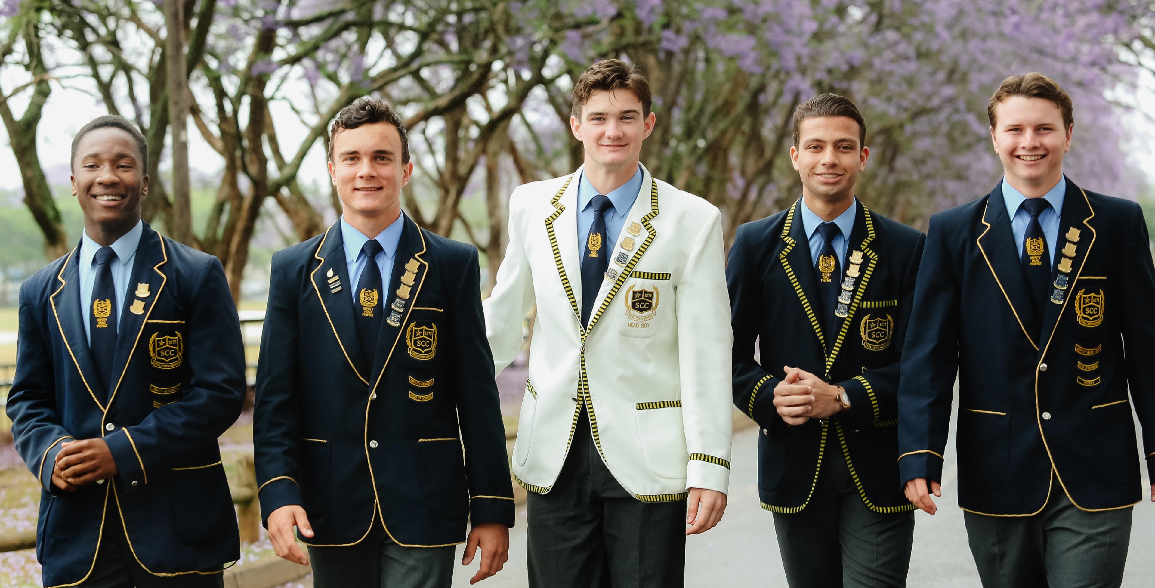 private boys high school