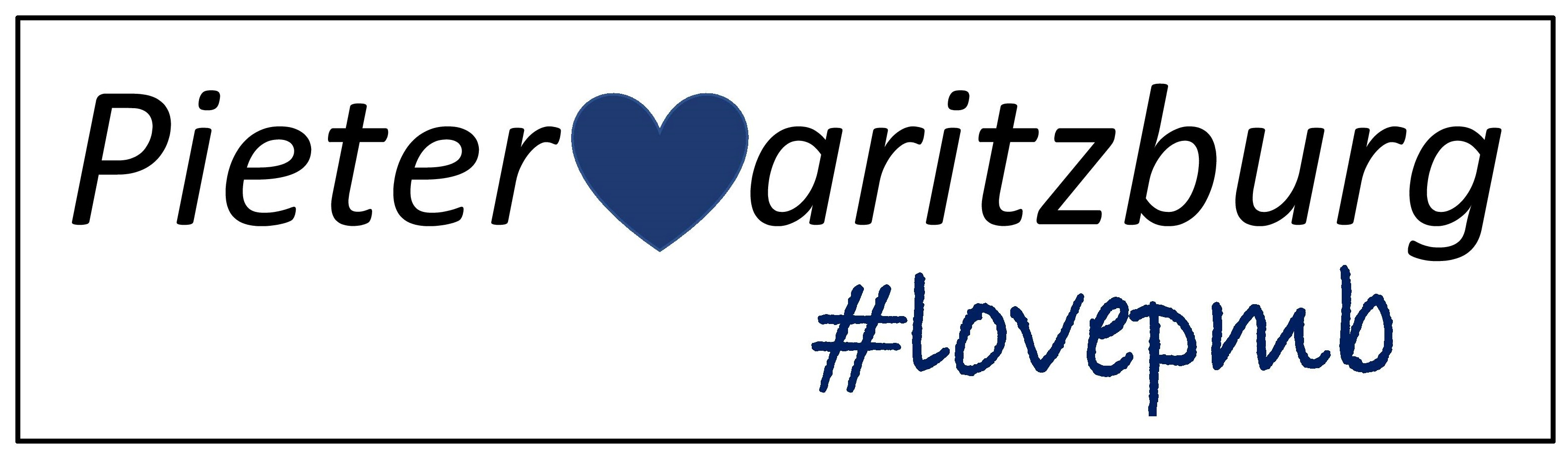 Love Pietermaritzburg - #lovepmb